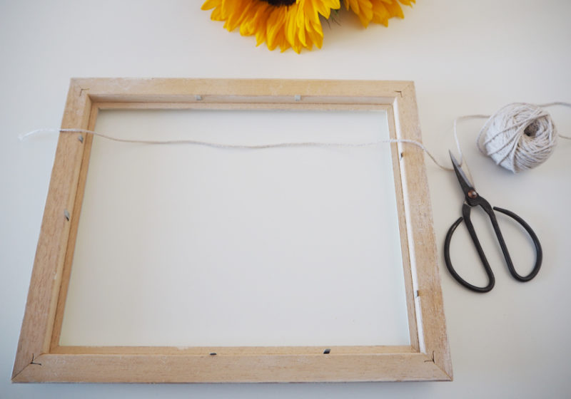 DIY Back to School memo board - Bella Coco by Sarah-Jayne